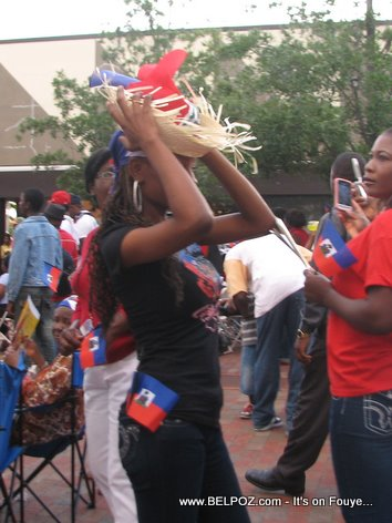 Haitian Flag Day - North Miami Florida
