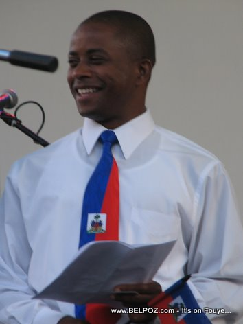 North Miami Mayor Andre Pierre - Haitian Flag Day