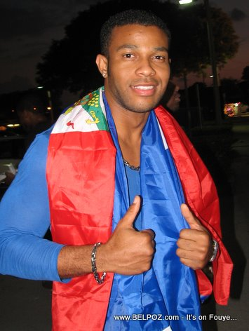 Harmonik Singer Mackendy Talon - Haitian Flag Day North Miami