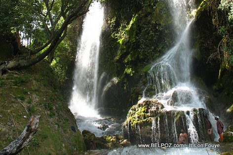 Saut-d'Eau Waterfall Haiti - Tourist attractions, places to visit when in Haiti