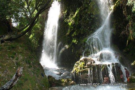 Seau d'Eau Waterfall - Haiti