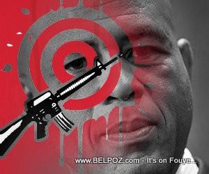 Assassination Attempt On Haiti President Martelly