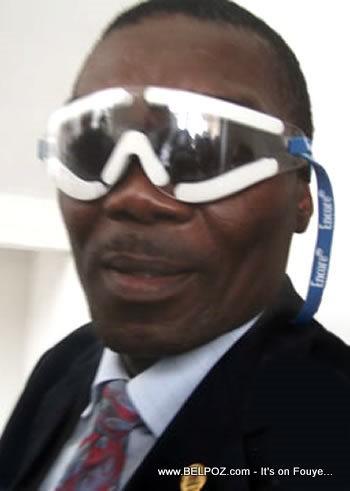 Haiti Senator Joseph Lambert