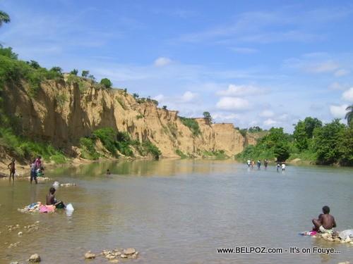 Guayamouc River - Sully (Hinche Haiti)