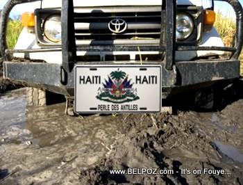 Haiti, Stuck In The Mud