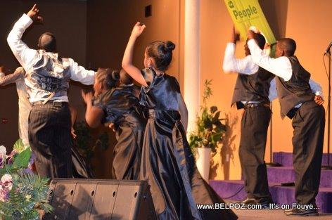 Speaking Hands Abner G Lavi Pa Fini Concert