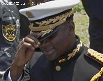 Mario Andresol - Haiti Police Chief