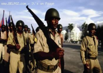 Les Forces Armees d'Haiti (FADH)