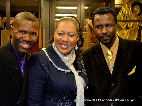 Brother J, Sharon Wiles, Abner G - Radio Christian Connection Concert