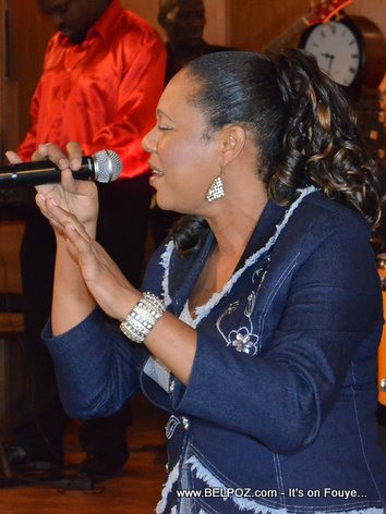 Sharon Wiles Jamaican Gospel Singer Radio Christian Connection Concert