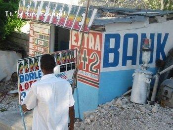 Pere Eternel LOTO - Bank Bolet - Haiti