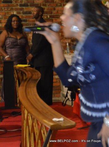 Sharon Wiles Jamaican Gospel Singer Radio Christian Connection Concert