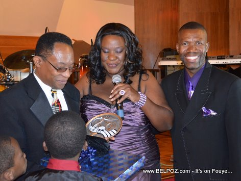 Radio Christian Connection Prestigious Award
