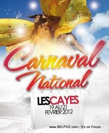 Haiti Carnaval 2012 - Les Cayes Haiti