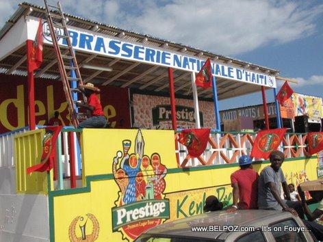 Les Cayes Haiti Carnaval 2012