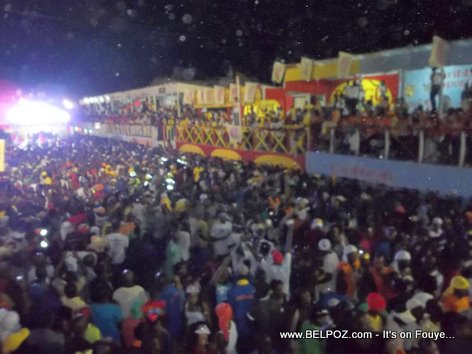 Carnaval National Les Cayes 2012 - Photo