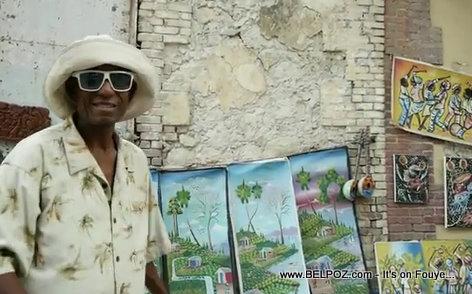 I am Haitian, This is Haiti