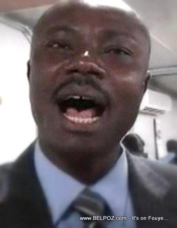 Haiti Senator Moise Jean- Charles