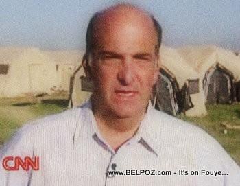 Kenneth Merten, Haiti Earthquake, CNN
