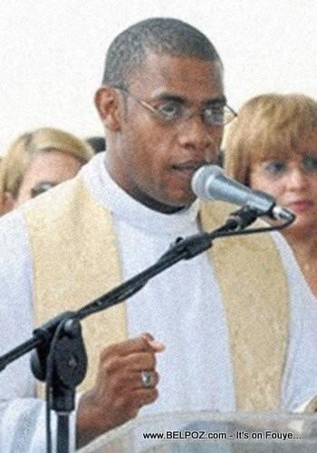Francis Haver, Haitian Priest