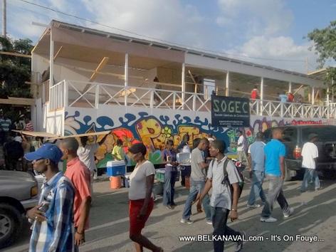 Carnaval des Fleurs 2012 - Port-au-Prince Haiti