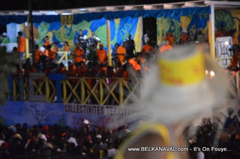 Haiti Carnaval Des Fleurs