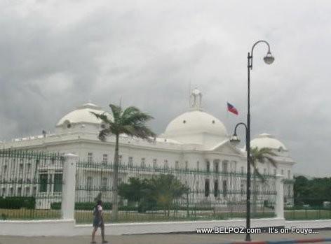 Haiti National Palace - The White House