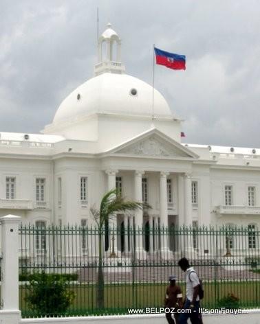 The White House, Port Au Prince, Haiti
