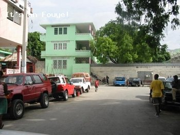 Ecole St. Anne, Port Au Prince, Haiti
