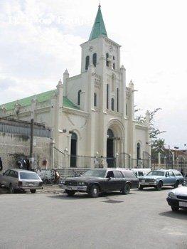 Eglise St Anne, Port Au Prince, Haiti