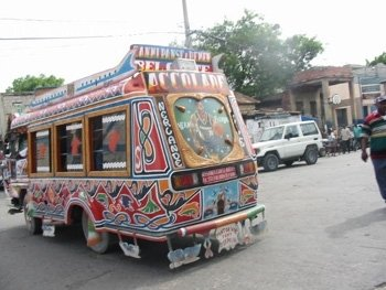 Haitian Tap Tap