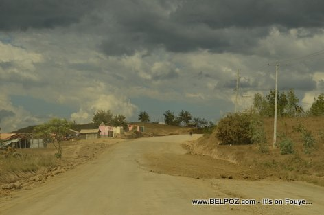 Haiti Road Construction - Hinche To Cap Haitien
