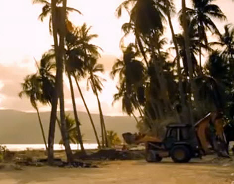 The New Image of Haiti - Beach Under Construction