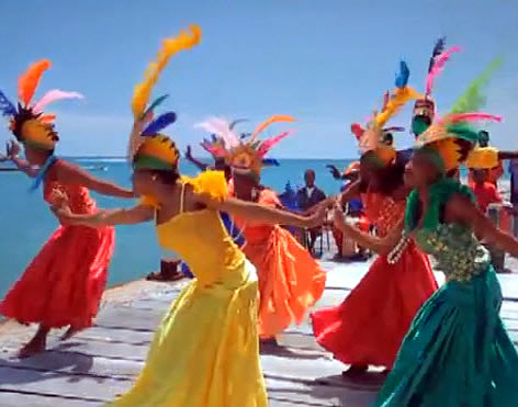 The New Image of Haiti - Folklore