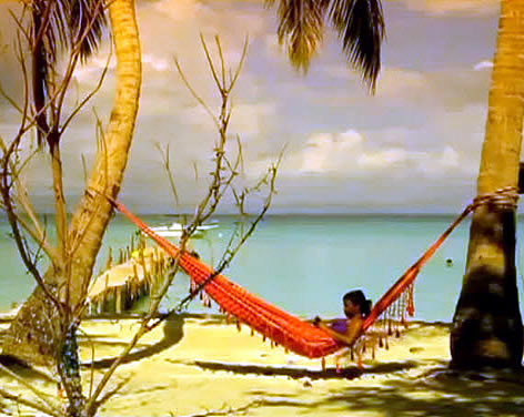 The New Image of Haiti - Relaxing at the Beach