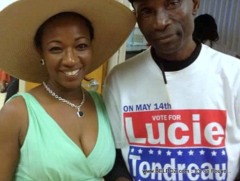 Lucie Tondreau, First Haitian-American female mayor of North Miami FL