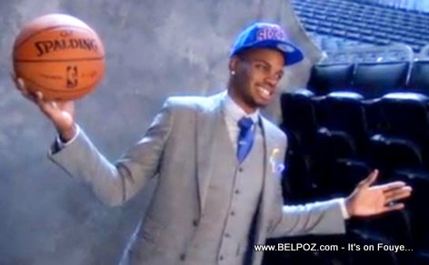 Nerlens Noel - 2013 Haitian NBA Draft Pick