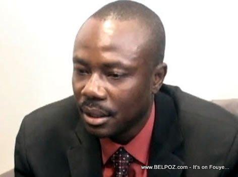 Haiti Senator Moise Jean-Charles
