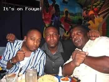 Dubble M, Ronald Azor, Big Pops