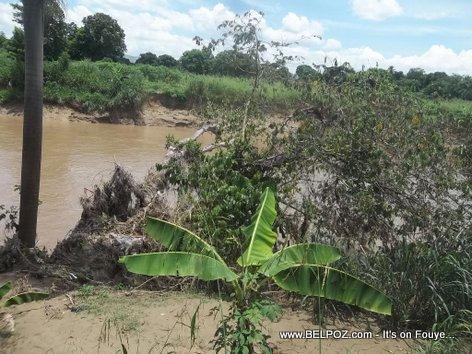 Riviere Guayamunco - La Begue Haiti