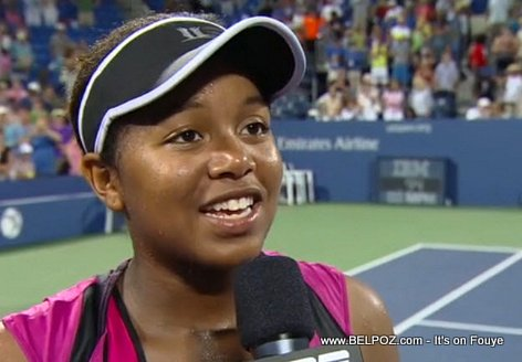 Victoria Duval - Haitian Tennis Player