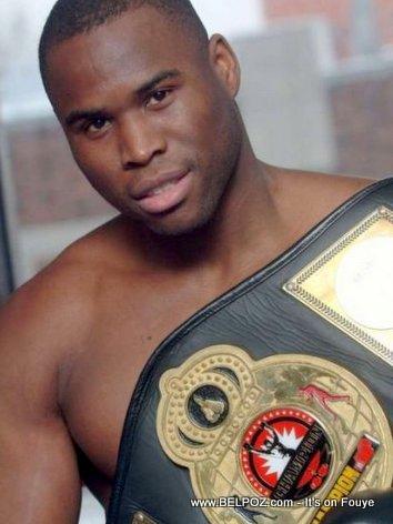 Adonis Stevenson - Haitian Boxing Champion