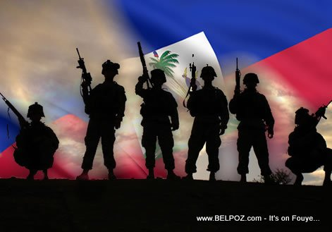 The Haitian Armed Forces