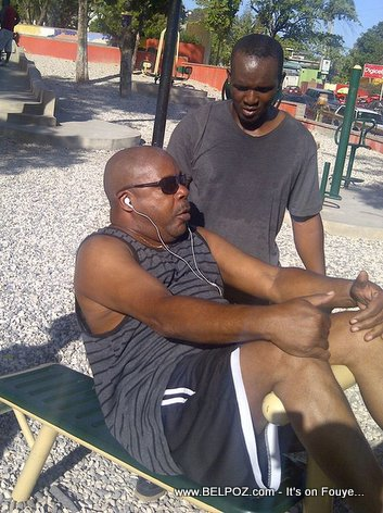 Fully Equipped Gym, Place Boyer, Petionville Haiti