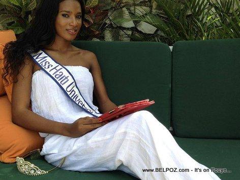 Mondiana J'hanne Pierre - Miss Haiti Universe 2013
