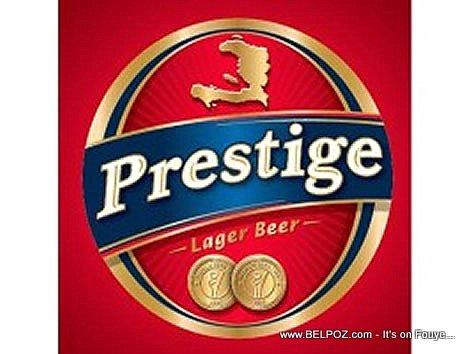Haiti Bierre Prestige - New LOOK - Same Beer...