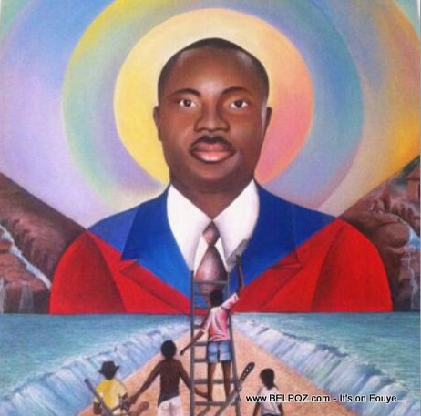 Haiti Portrait - Senateur Moise Jean-Charles, La Mer Rouge?