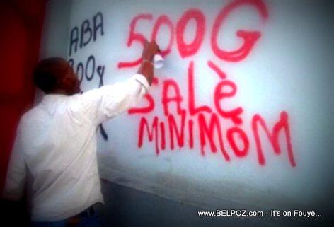 500 Goud Sale Minimum, Aba 200 Goud