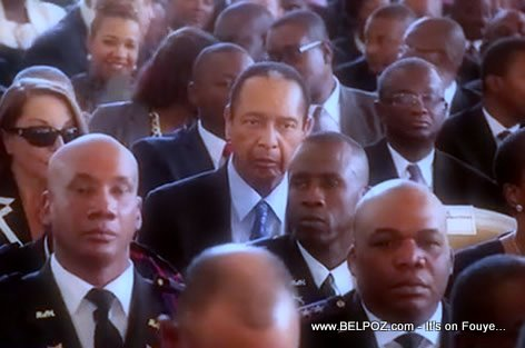 Jean Claude Duvalier, Gonaives Haiti Independence Ceremony - 1 Jan 2014