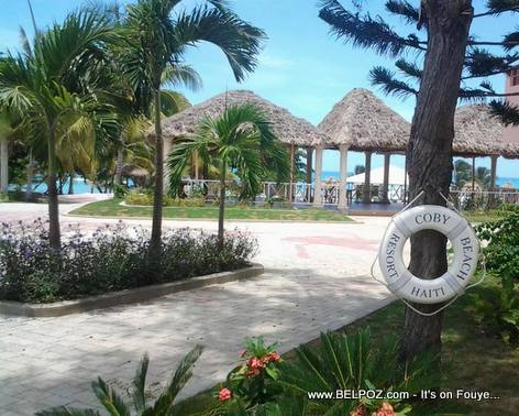 Coby Beach Resort, Cotes-de-Fer - Vacation Destinations in Haiti